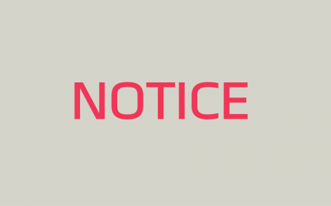 [Notice] Cookies using policy