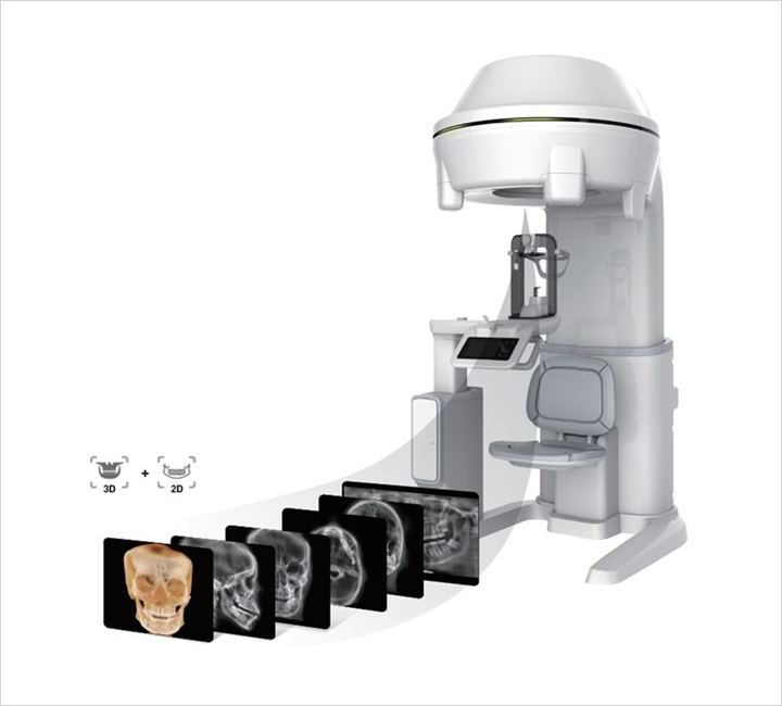 Green21 - 3D Imaging Systems - VATECH