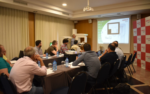 Vatech Spain focuses on hands-on training for dealers